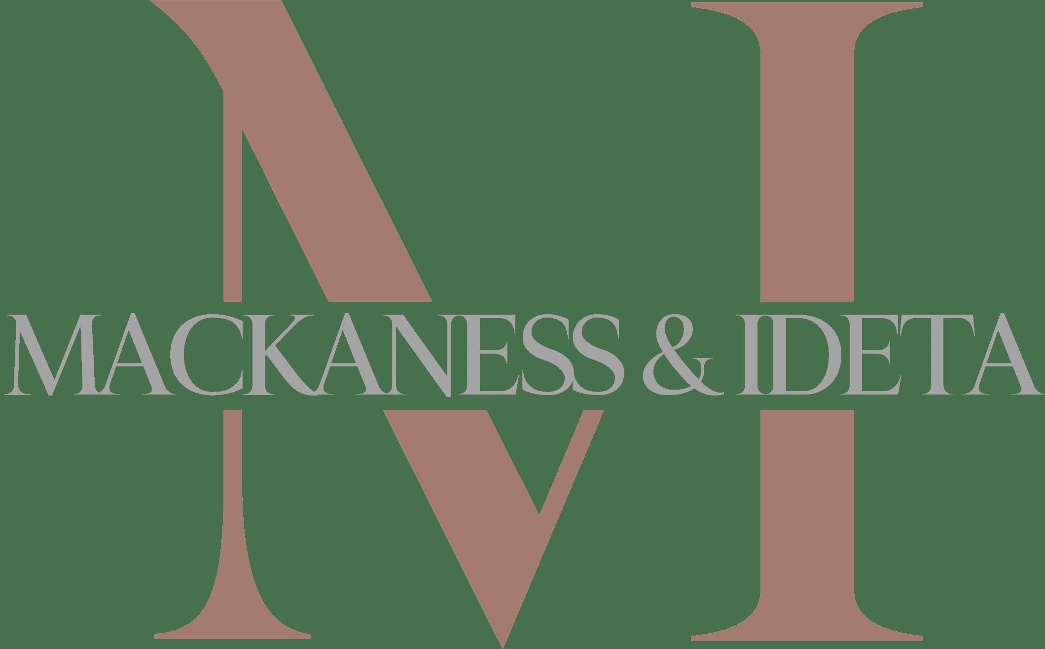 Mackaness & Ideta Logo V2